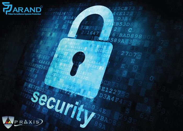 امنیت اطلاعات در شبکه دوربین مداربسته
