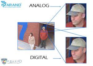 تعویض دوربین مداربسته آنالوگ با دوربین مدار بسته دیجیتال