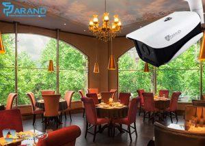 دوربین مداربسته برای رستوران ها