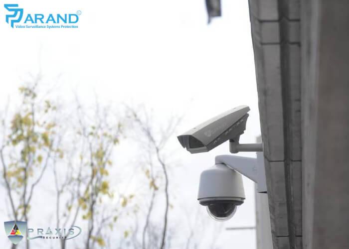 دوربین مداربسته مناسب برای هوای سرد
